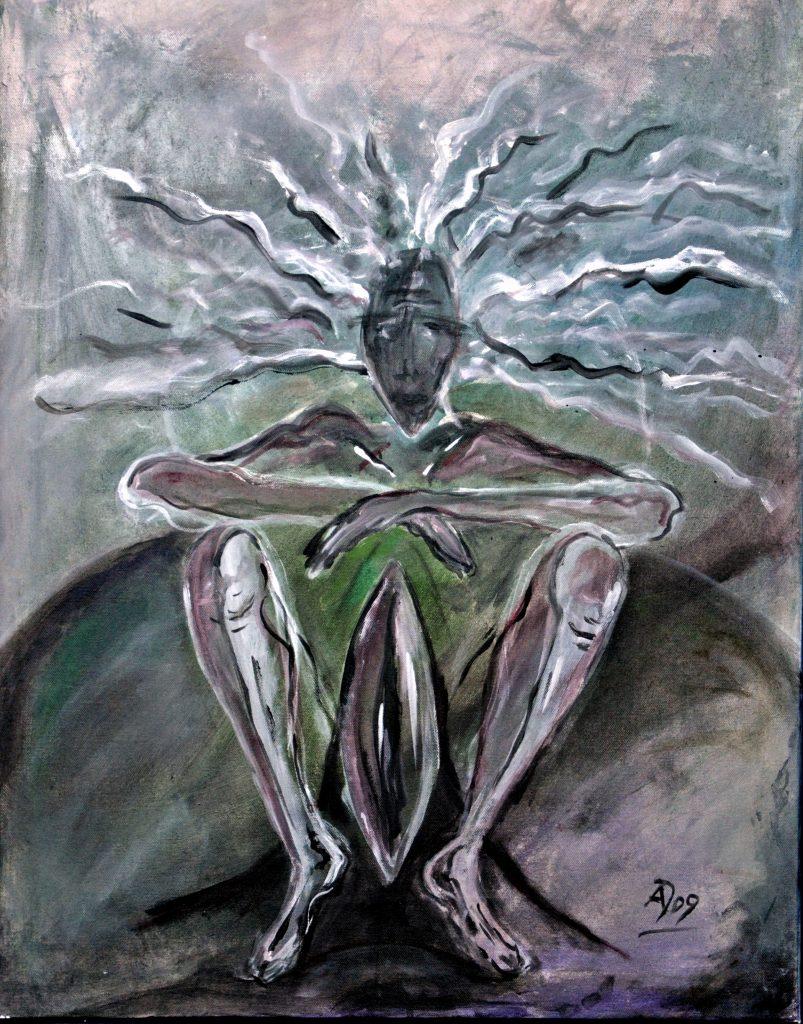 Hel - Nordisch-germanische Göttin der Unterwelt und des